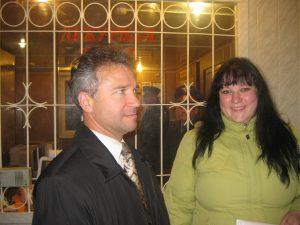 2009 10 28 Таруса Юля и Калиниченко